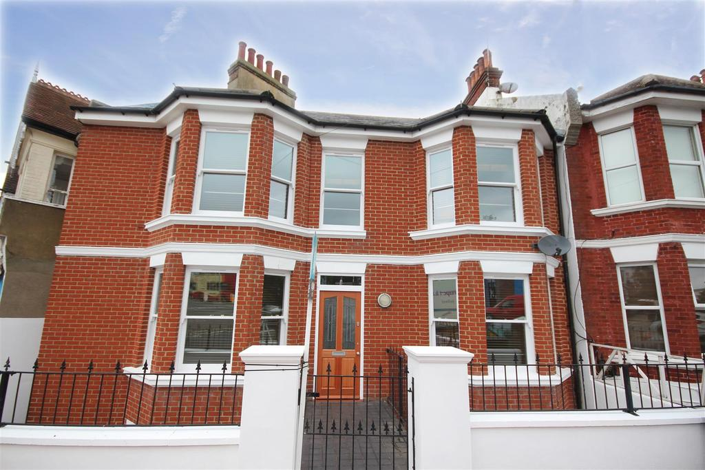 4 Bedrooms Terraced House for sale in Balfour Road, Preston Park, Brighton