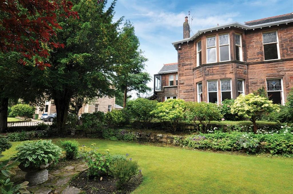 4 Bedrooms Apartment Flat for sale in Holmston, 68B Langside Drive, Newlands, G43 2ST