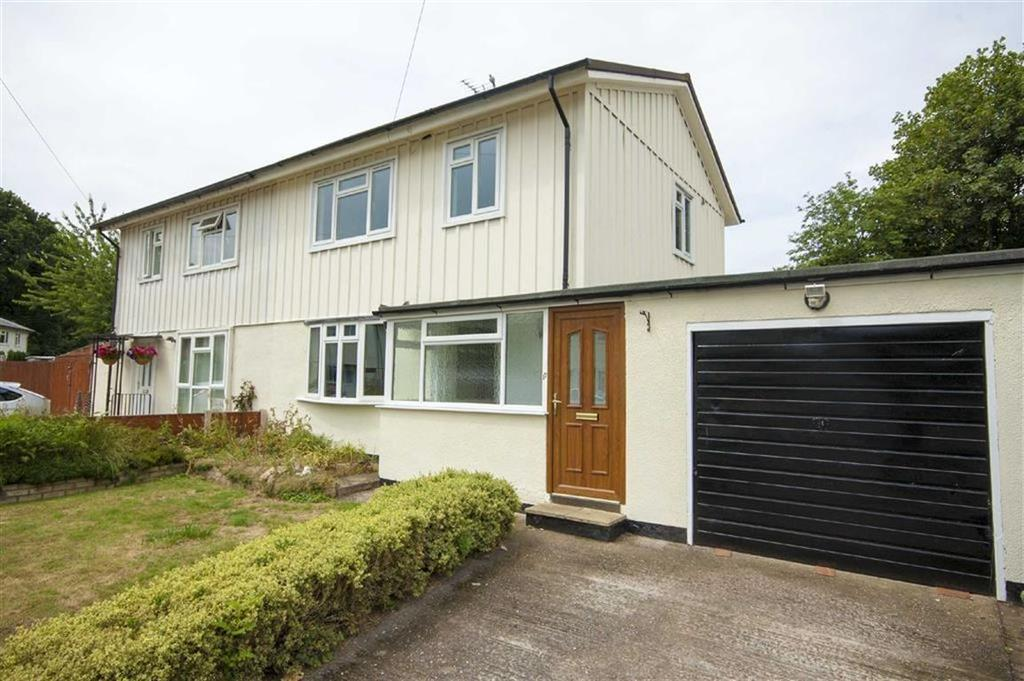 3 Bedrooms Semi Detached House for sale in Caradoc Crescent, Belvidere, Shrewsbury, Shropshire