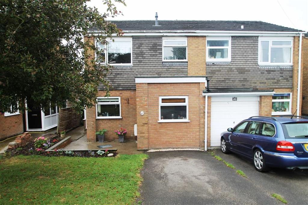 3 Bedrooms Semi Detached House for sale in Ince Drive, Farndon