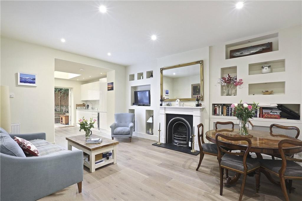 2 Bedrooms Flat for sale in Sinclair Road, Brook Green, London, W14