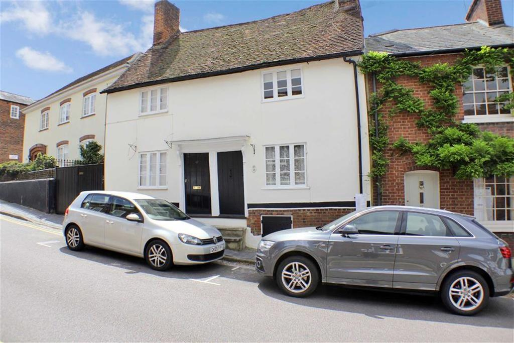2 Bedrooms Terraced House for sale in Lower Dagnall Street, St Albans, Hertfordshire