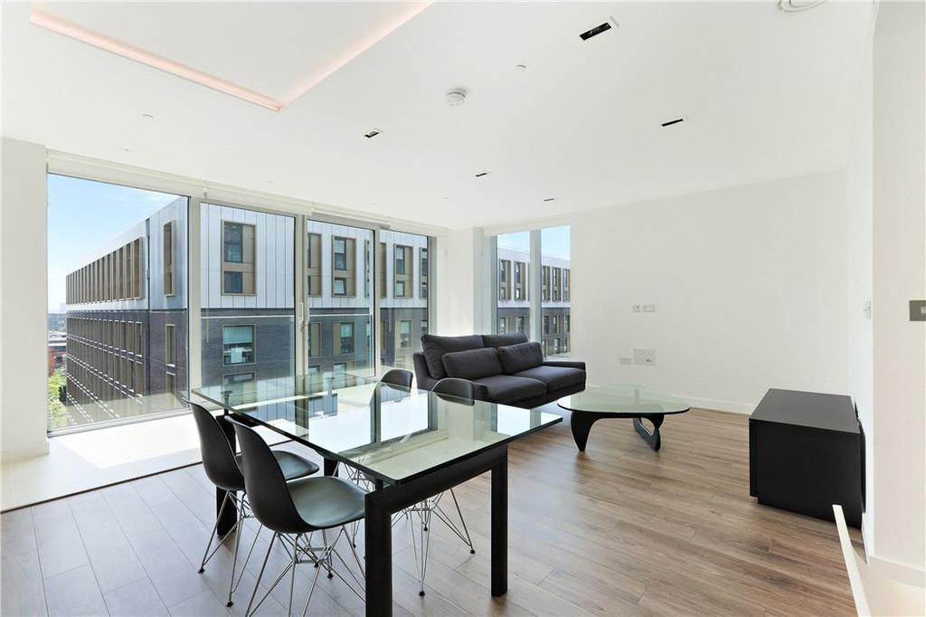 2 Bedrooms Flat for sale in Satin House, Leman Street, Aldgate, London, E1