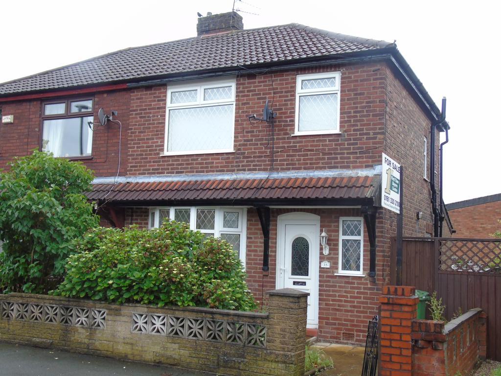 3 Bedrooms Semi Detached House for sale in hurst bank road, ashton-under-lyne OL6