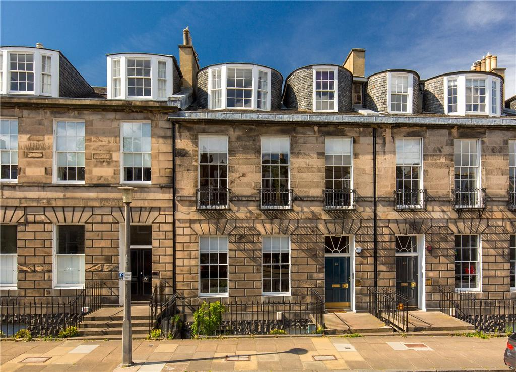6 Bedrooms Terraced House for sale in 20 Albany Street, New Town, Edinburgh, EH1
