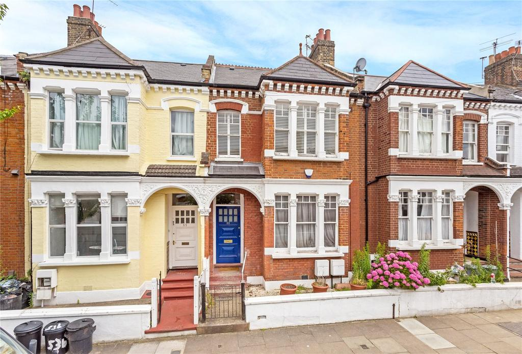 3 Bedrooms Flat for sale in Gayville Road, London, SW11