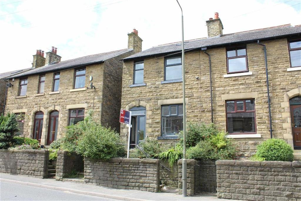 3 Bedrooms Semi Detached House for sale in Low Leighton Road, New Mills, High Peak, Derbyshire