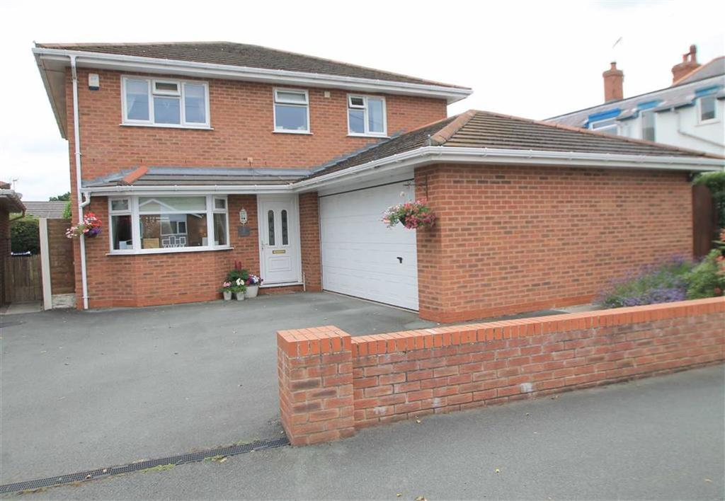 4 Bedrooms Detached House for sale in Lavender Cottages, Wrexham