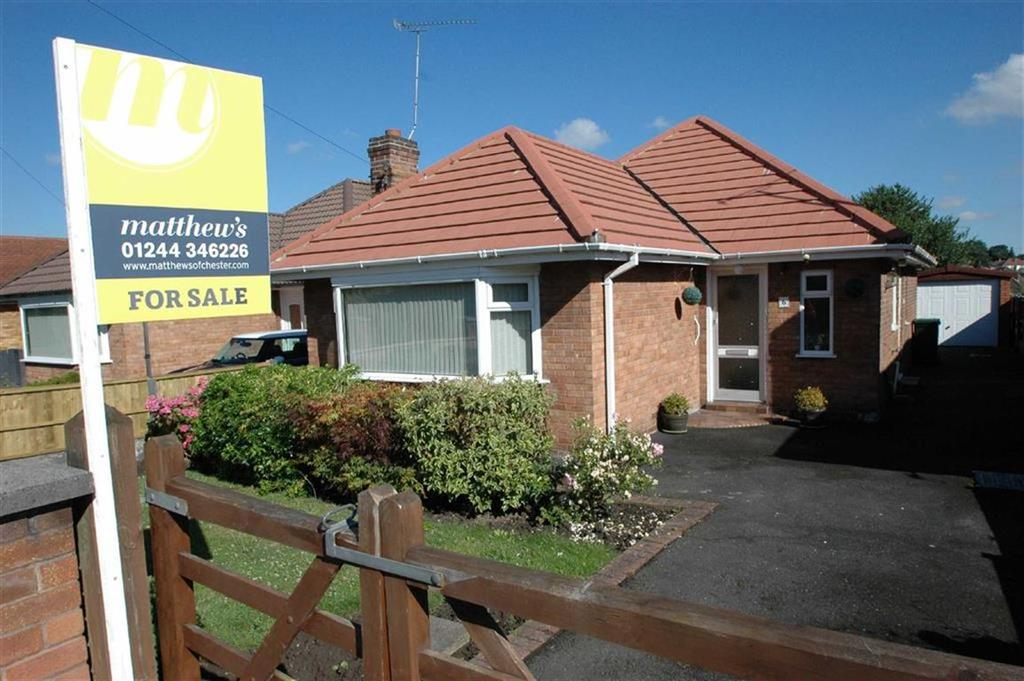 2 Bedrooms Detached Bungalow for sale in Newton Park View, Newton, Chester