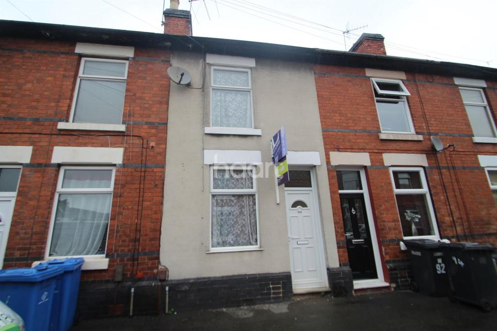 2 Bedrooms Terraced House for sale in Allestree Street, Alvaston