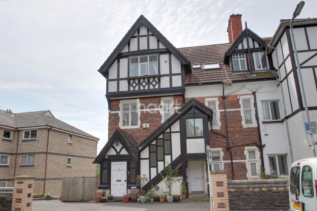 3 Bedrooms Maisonette Flat for sale in Upper House, Stow Park Crescent, Newport