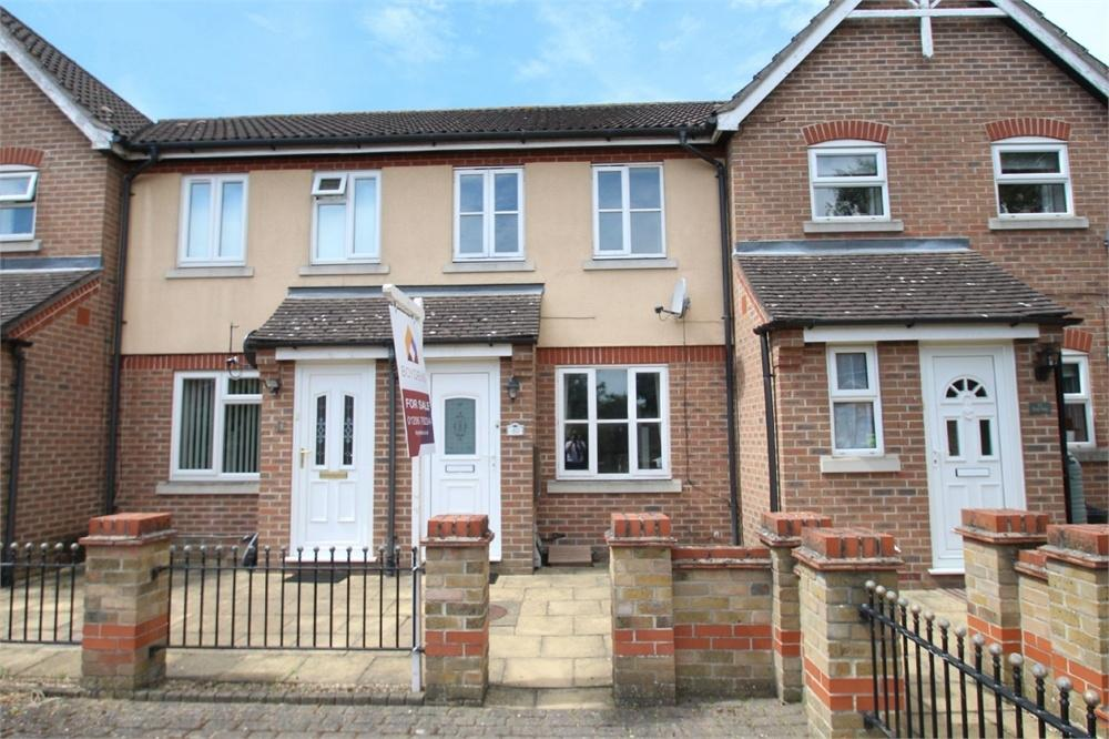 2 Bedrooms Terraced House for sale in Titus Way, COLCHESTER, Essex