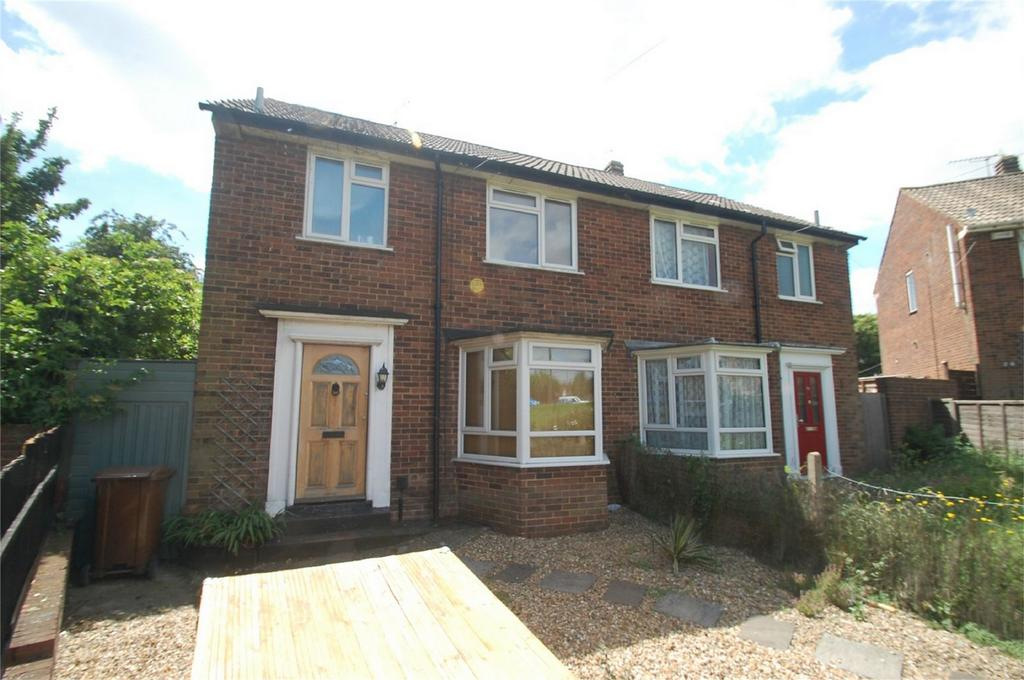 3 Bedrooms Semi Detached House for sale in Cheriton Road, Rainham, Kent