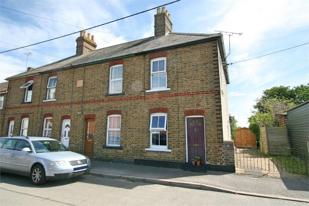 2 Bedrooms End Of Terrace House for sale in New Road, Tollesbury, Maldon, Essex