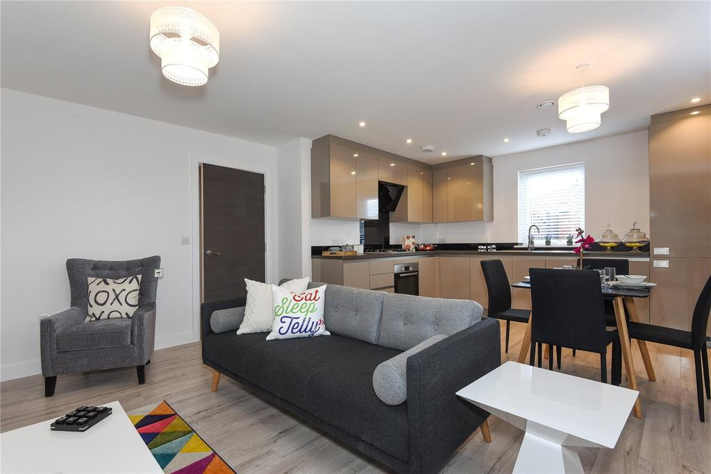2 Bedrooms Apartment Flat for sale in Copsewood Road, Watford, Hertfordshire, WD24