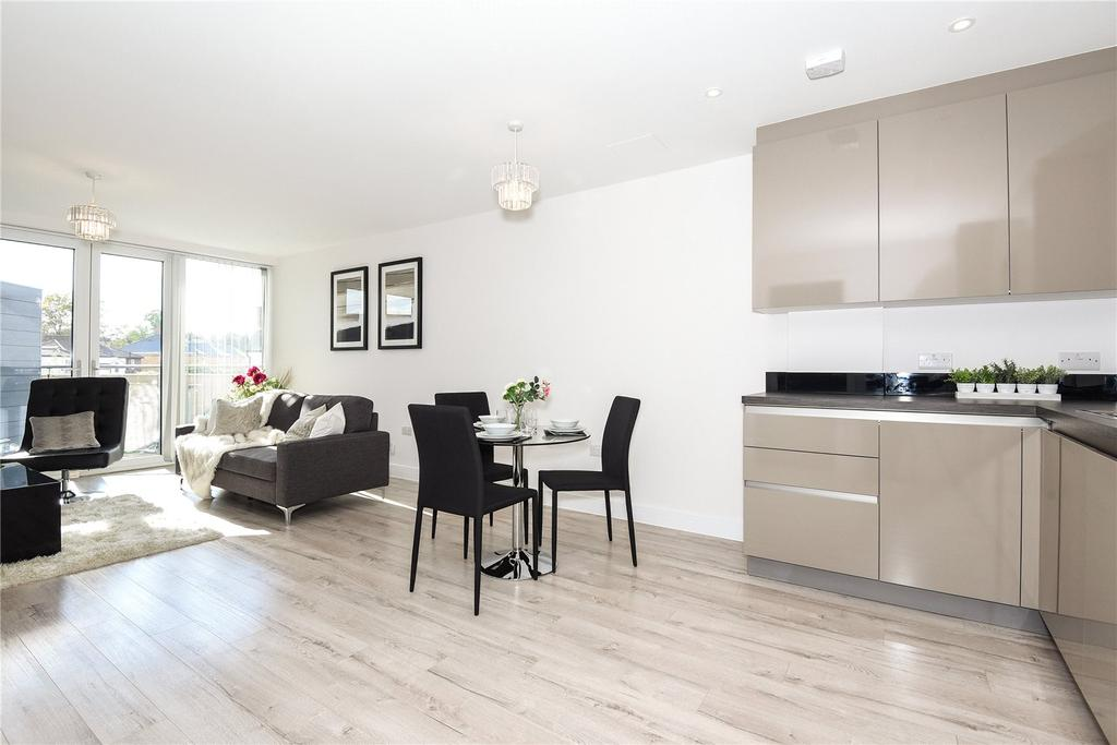 1 Bedroom Apartment Flat for sale in Copsewood Road, Watford, Hertfordshire, WD24