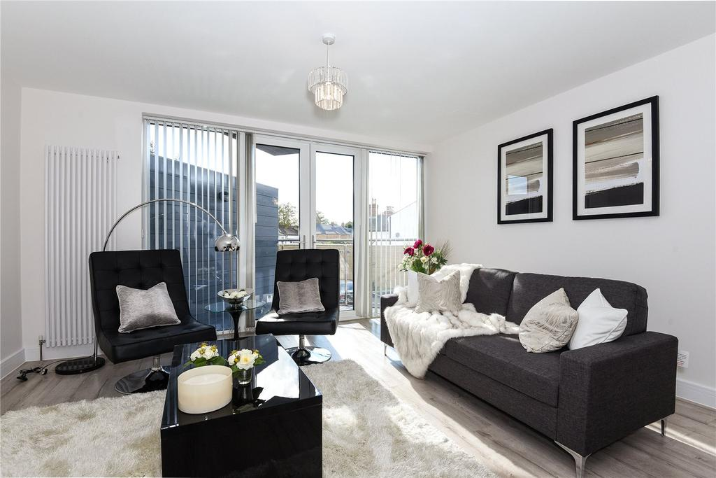 1 Bedroom Apartment Flat for sale in The Depot, Leavesden Road, Watford, Hertfordshire, WD24