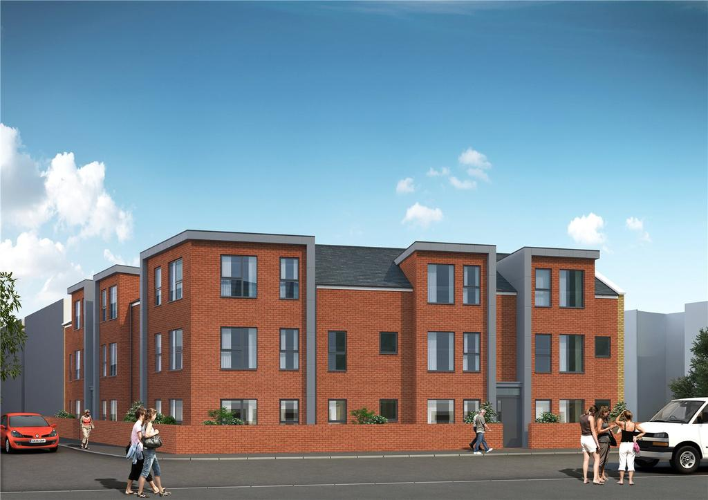 Studio Flat for sale in Forester House, Watford, Hertfordshire, WD18