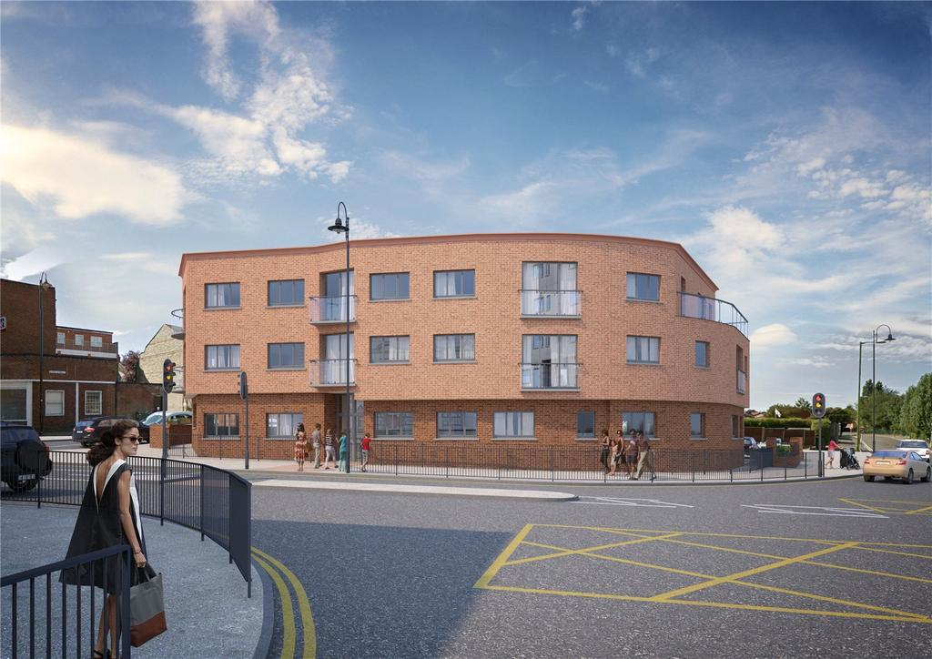 2 Bedrooms Apartment Flat for sale in Verulam Court, 275 St. Albans Road, Watford, Hertfordshire, WD24