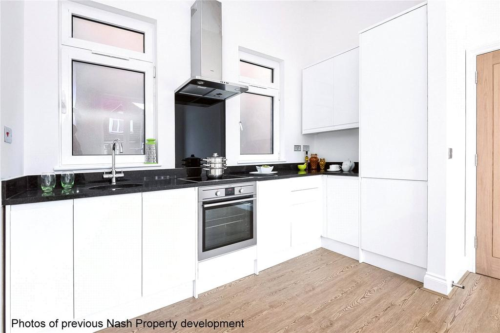 1 Bedroom Apartment Flat for sale in Gladstone Road, Watford, Hertfordshire, WD17