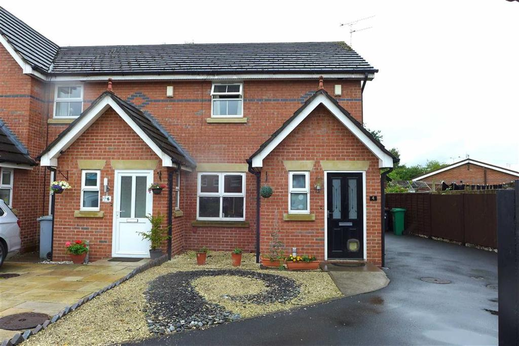3 Bedrooms End Of Terrace House for sale in Rockwood Close, Crewe