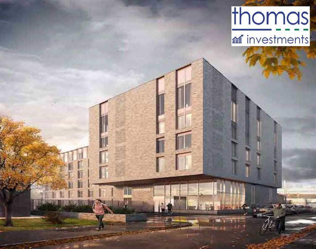 1 Bedroom Apartment Flat for sale in Trafford Street, Chester City