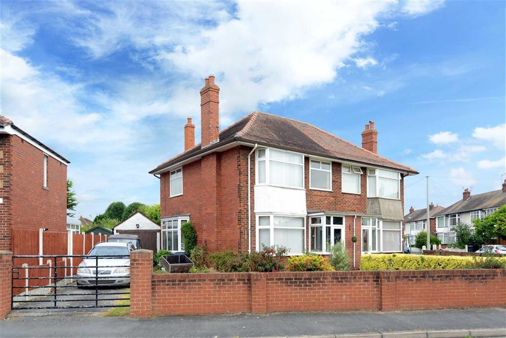 3 Bedrooms Semi Detached House for sale in Windermere Road, Shrewsbury, Shropshire