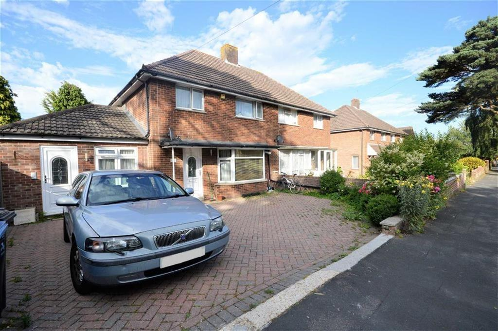 3 Bedrooms Semi Detached House for sale in Alderney Avenue, Poole, Dorset, BH12