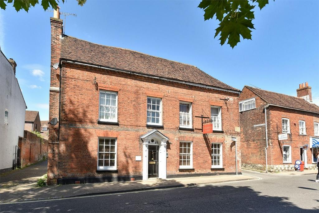 1 Bedroom Flat for sale in Hyde, Winchester, Hampshire