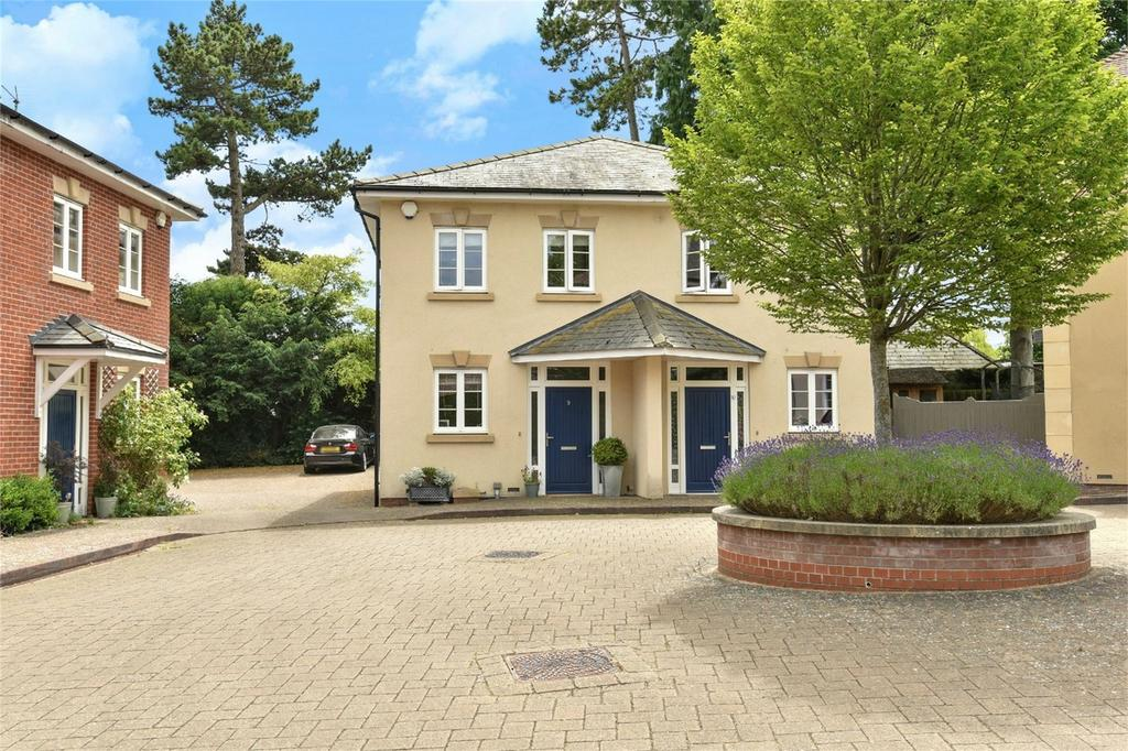2 Bedrooms Semi Detached House for sale in Winchester, Hampshire
