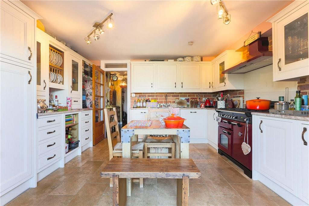 4 Bedrooms Terraced House for sale in Mariners Mews, Isle Of Dogs, London, E14