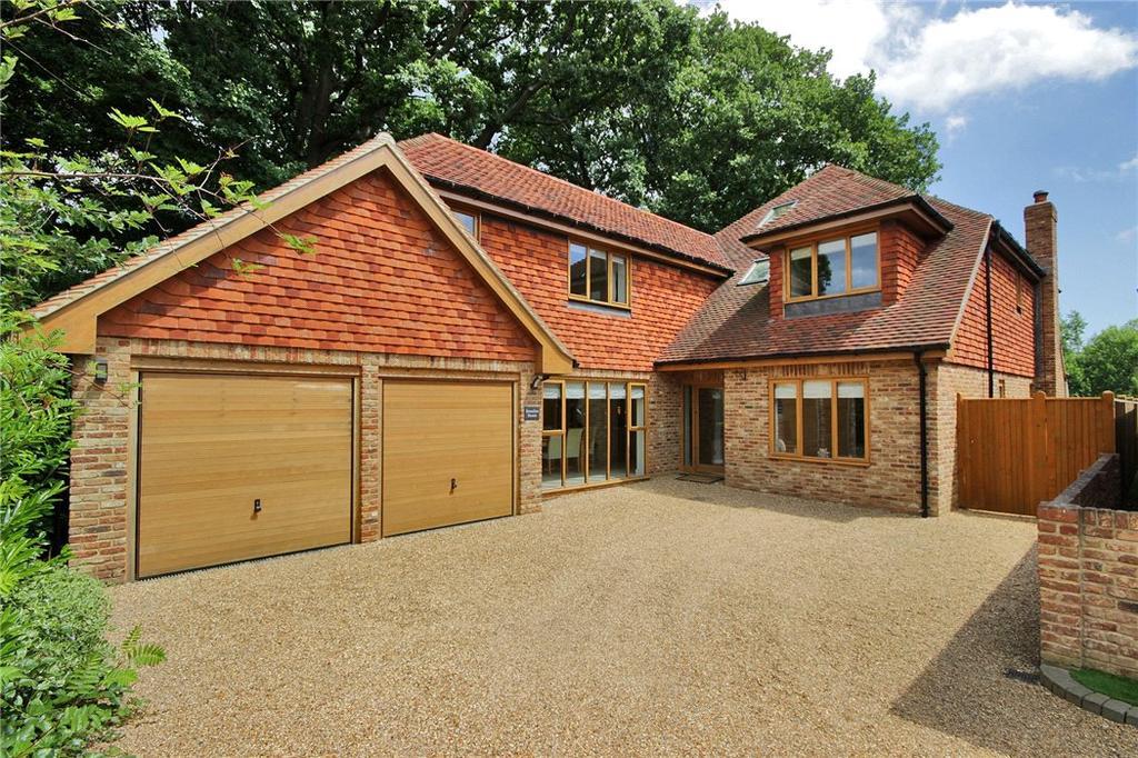 5 Bedrooms Detached House for sale in Petteridge Lane, Matfield, Tonbridge, Kent, TN12