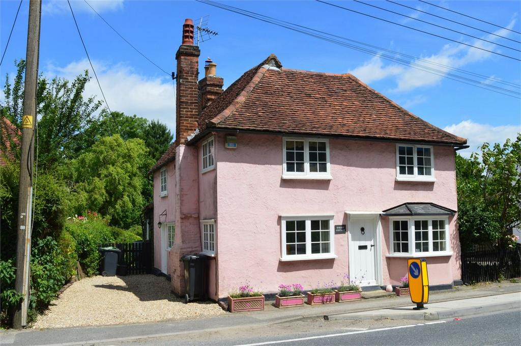3 Bedrooms Detached House for sale in Street Cottage, The Street, Takeley