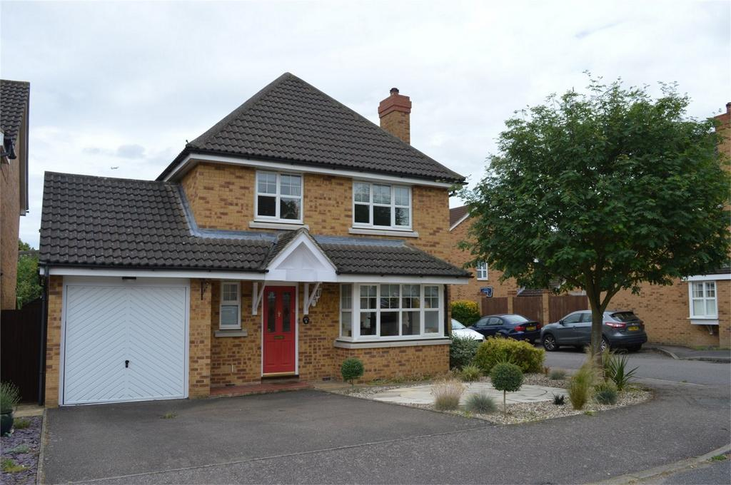 4 Bedrooms Detached House for sale in 3 Wilson Close, Bishop's Stortford