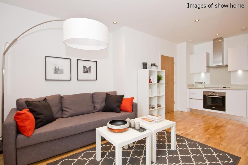 2 Bedrooms Flat for sale in Gateway House, Regents Park Road, Finchley