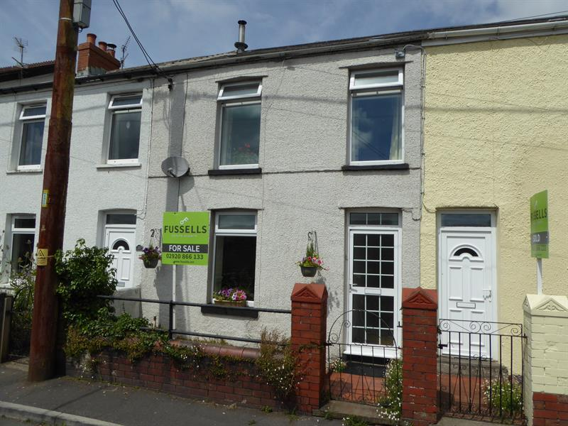 2 Bedrooms Terraced House for sale in Wyndham Street, Machen, Caerphilly