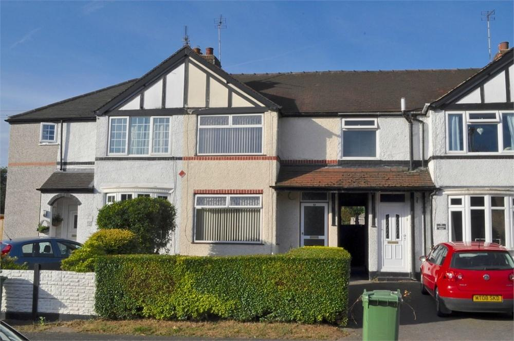 2 Bedrooms Terraced House for sale in Cromwell Road, Winnington, Northwich, Cheshire
