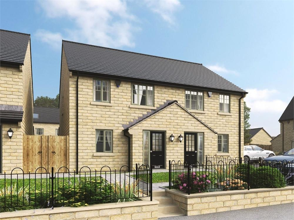 3 Bedrooms Semi Detached House for sale in PLOT 10 - The Old Fire Station, Batley