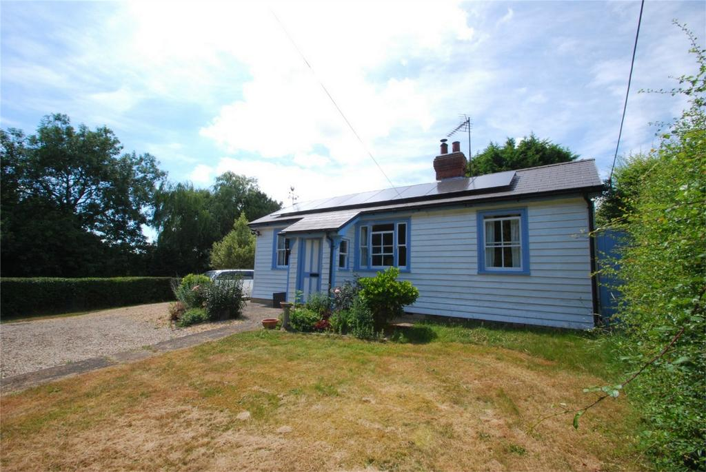 2 Bedrooms Detached Bungalow for sale in Grafty Green