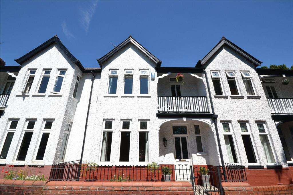 4 Bedrooms Terraced House for sale in Westville Road, Penylan, Cardiff, CF23