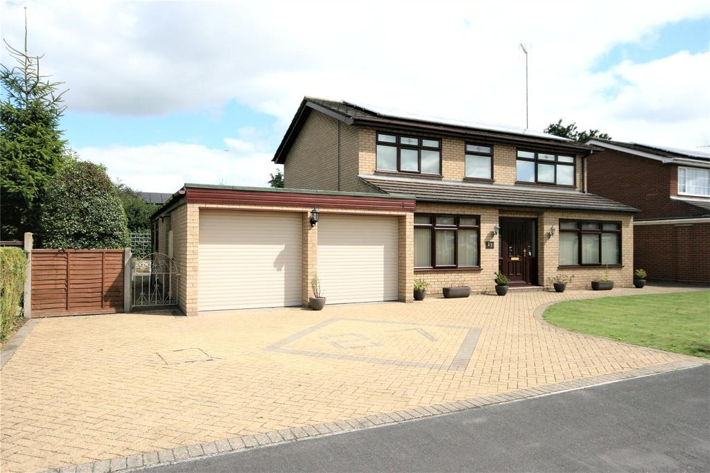 4 Bedrooms Detached House for sale in Ladywood Road, Spalding, PE11