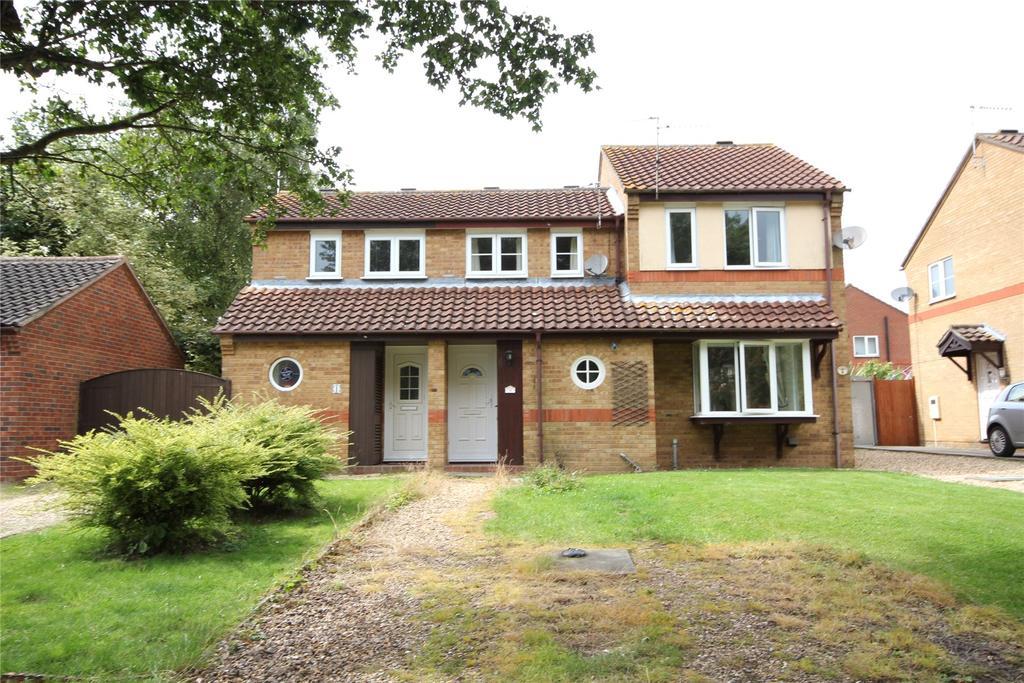1 Bedroom Terraced House for sale in Ingledew Close, Heckington, NG34