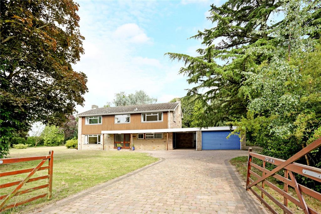4 Bedrooms Detached House for sale in Lower Broadheath, Worcester, Worcestershire