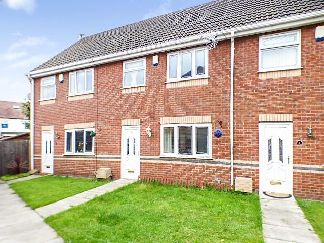 3 Bedrooms House for sale in Veronica Mews, Widnes