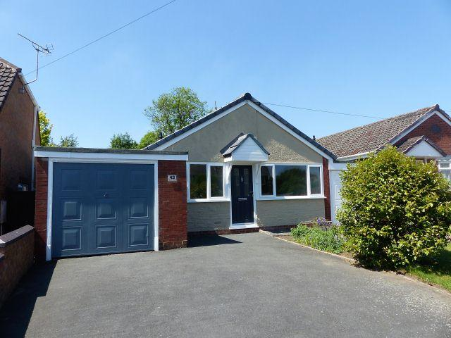3 Bedrooms Detached Bungalow for sale in Quinton Avenue,Great Wyrley,Walsall