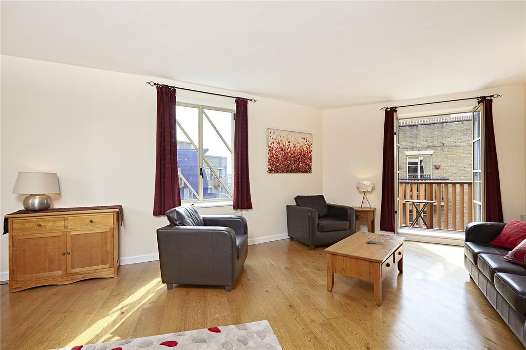 1 Bedroom Flat for sale in The Circle, Queen Elizabeth Street, London