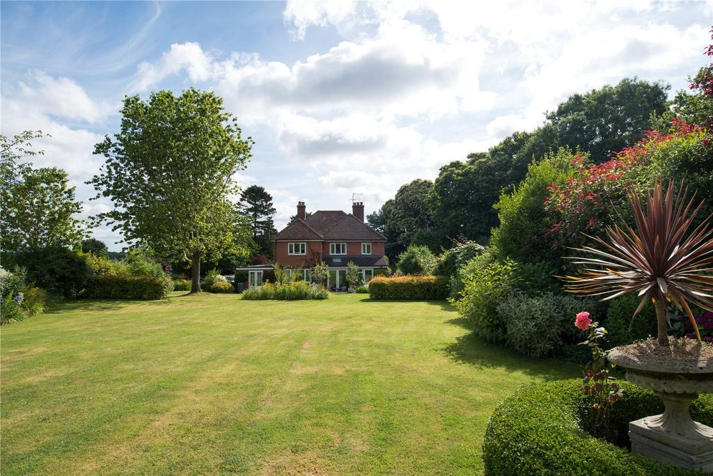 4 Bedrooms Detached House for sale in Shelvin Lane, Wootton, Canterbury, Kent
