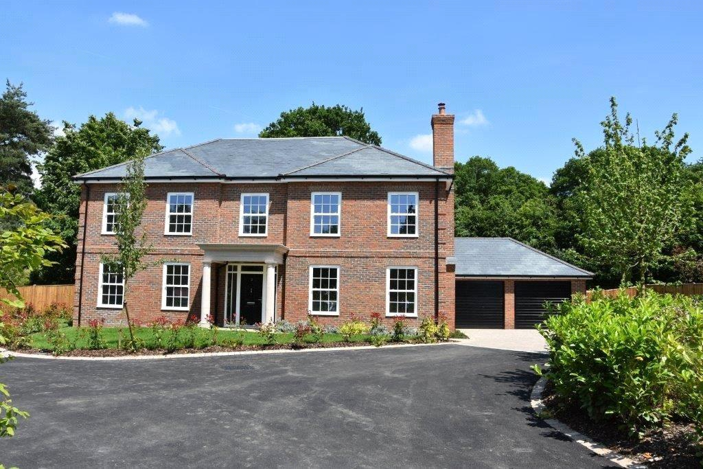 5 Bedrooms Detached House for sale in Basted Lane, Crouch, Nr Sevenoaks, Kent