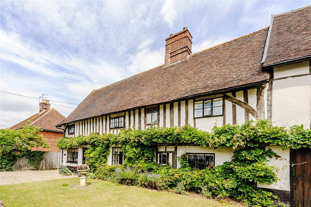 3 Bedrooms House for sale in The Street, Hacheston, Woodbridge, Suffolk
