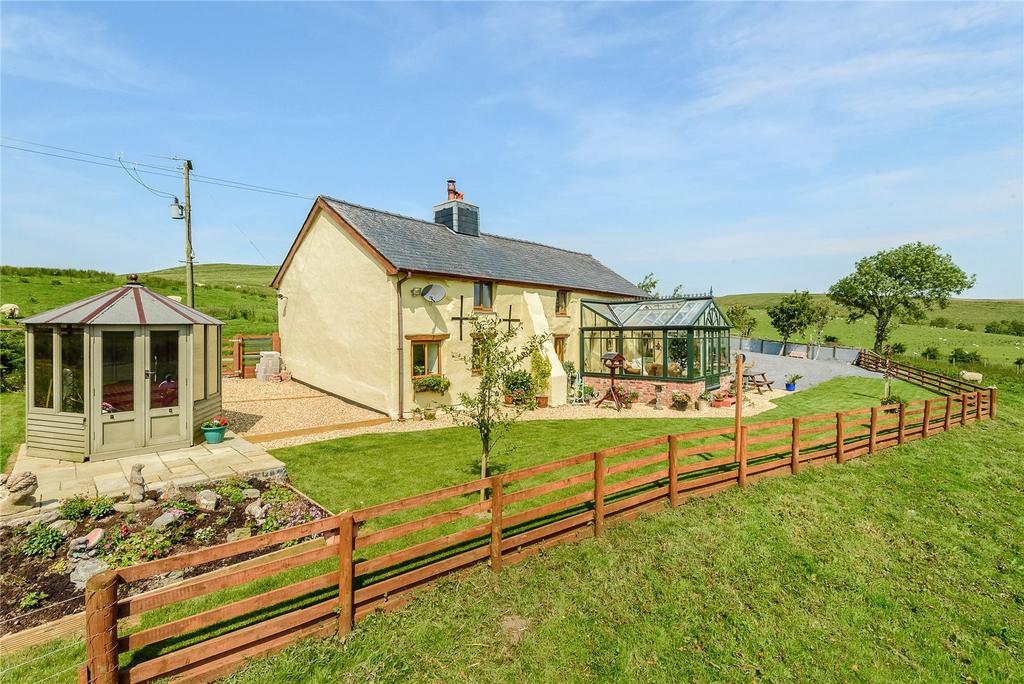 3 Bedrooms Detached House for sale in Dylife, Llanbrynmair, Powys